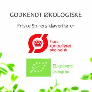 Økologiske rødkløverfrø certificerede FRISKE SPIRER