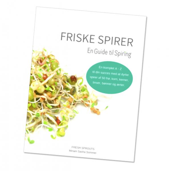 FRISKE SPIRER En Guide til Spiring i shop