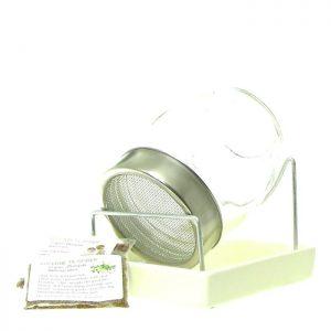 Spireglas lille startpakke med 2 poser spirefroe FRISKE SPIRER