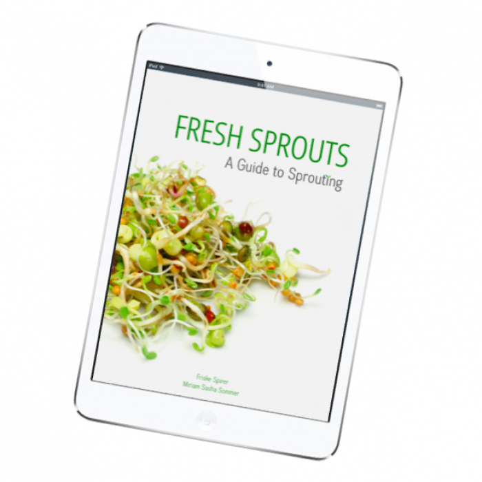 FRESH SPROUTS ebook by Miriam Sommer FRESH SPROUTS