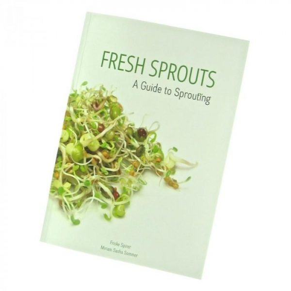 FRESH SPROUTS book in English by Miriam Sommer FRESH SPROUTS