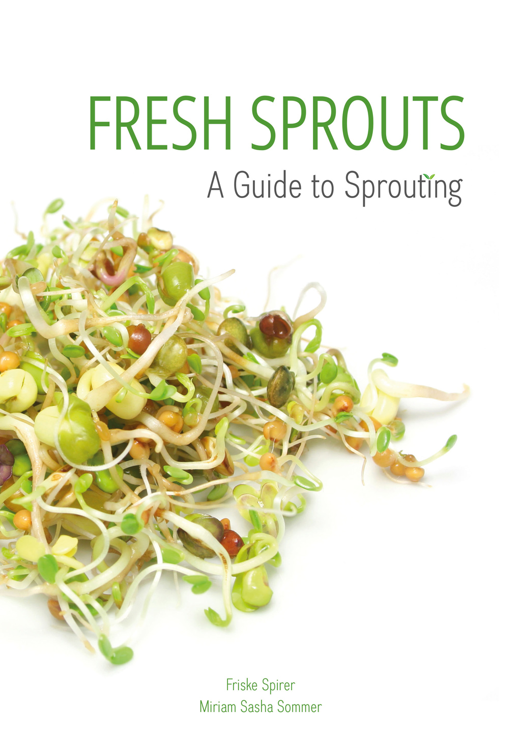 Fresh Sprouts book cover