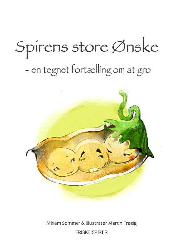 Spirens store Oenske cover FRISKE SPIRER