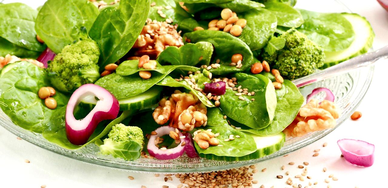 Grønne proteiner med FRISKE SPIRER