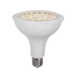 Mikrogront LED plantelys hvid paere E27 1000 lumen FRISKE SPIRER