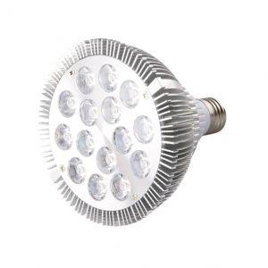 Mikrogroent LED vaekstlys Cultilite LED spot 15 watt 6400 k FRISKE SPIRER