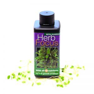 Mikrogroent goedning flydende Herb Focus FRISKE SPIRER
