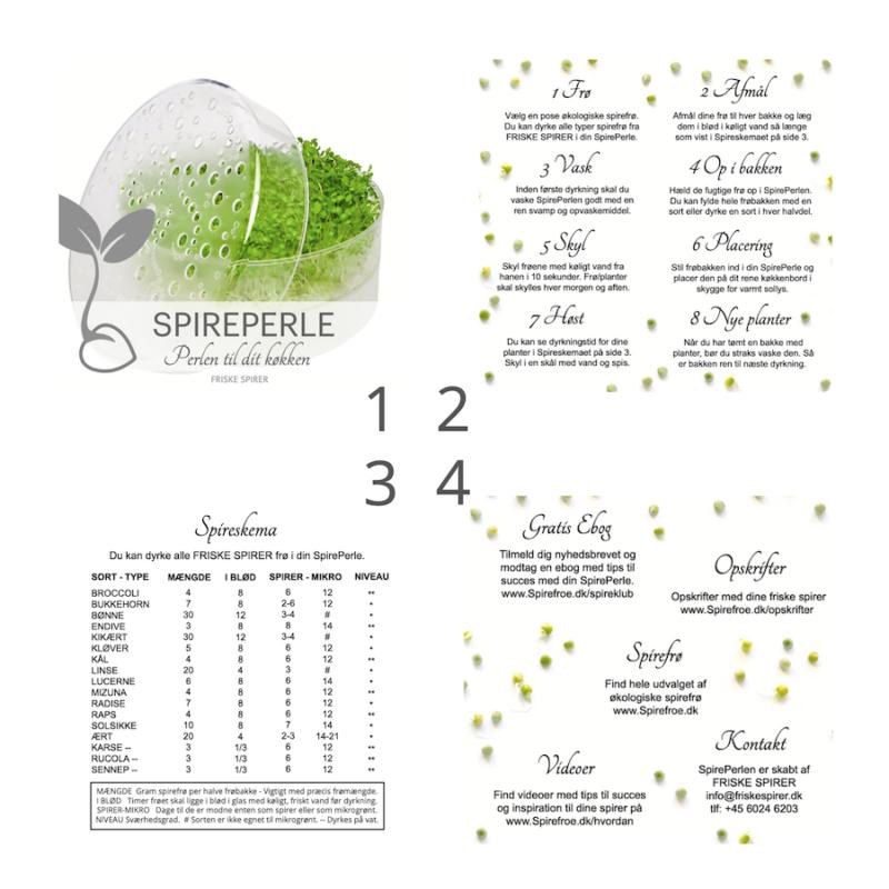 SpirePerle manual