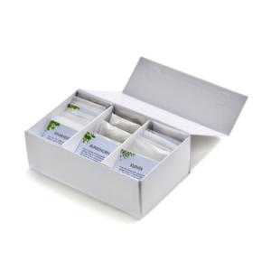 hvid froe opbevaringskasse i med magnetlaag