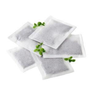 papir portionsposer med spirefroe